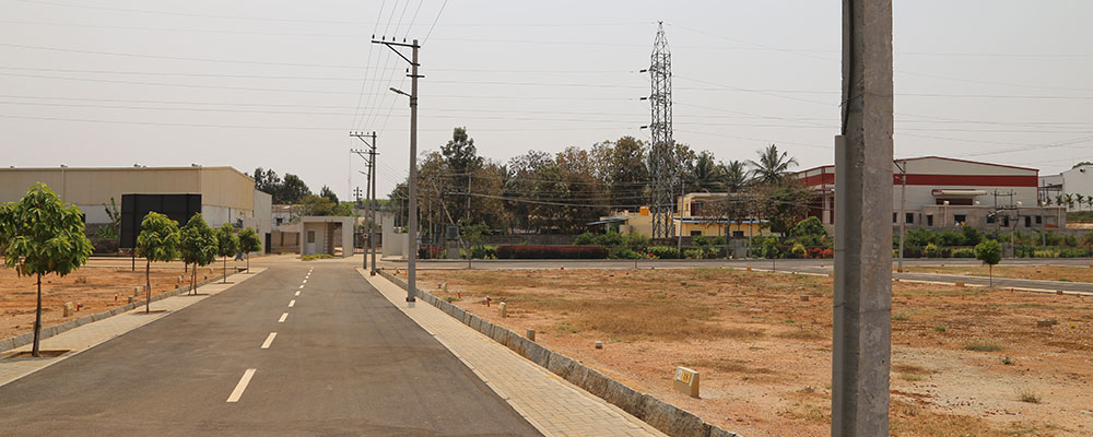 Sites near Bangalore Airport