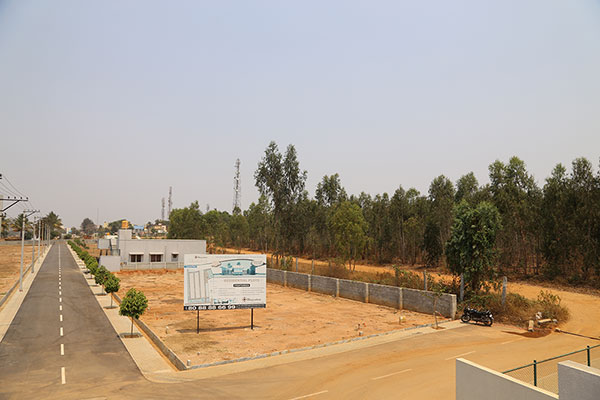 BIAAPA sites in North Bangalore