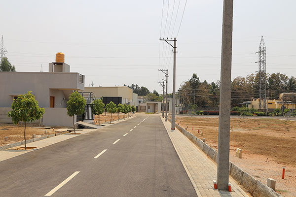 plots in north Bangalore