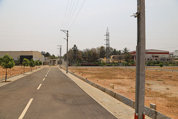 sites in north Bangalore